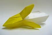 Origami Banana - banana seo won seon redpaper gilad s origami page