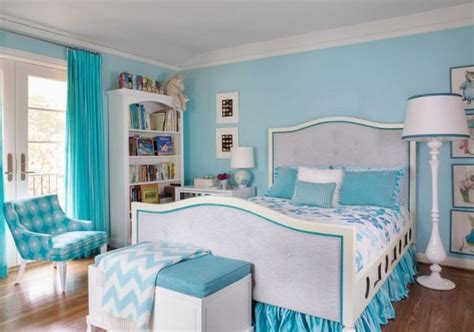 blue girls bedroom trendy teen girls bedding ideas with a contemporary vibe