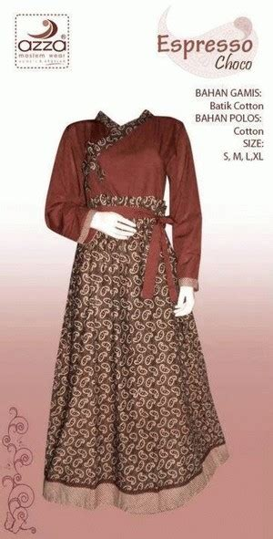 Hanbok Korea Original Baju Korea 1 jual gamis batik model hanbok espresso korea original azza rvy collection