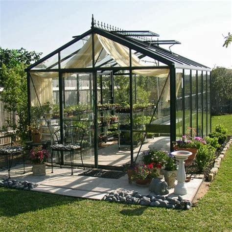 Janssens Royal Victorian Greenhouse Kit   Contemporary