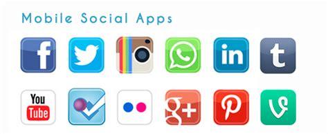 imagenes de las redes sociales mas importantes la revoluci 243 n del mobile social media