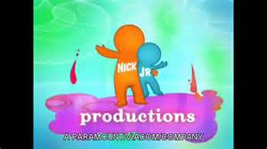 Productions History The History Of Nick Jr Productions Paramounttv Cbs Tv