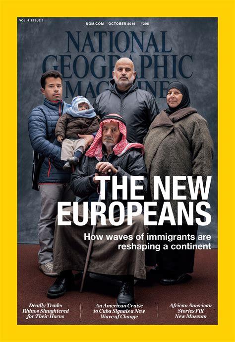 National Geographic Magazine May 2016 Ebook E Book robin hammond