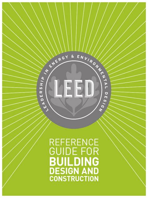 typography referenced leed bd c v4 reference guide leadership in energy and environmental design green building