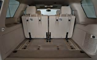 Cargo Mat For 2012 Chevy Tahoe 2012 Chevy Tahoe Third Row Cargo Space Photo