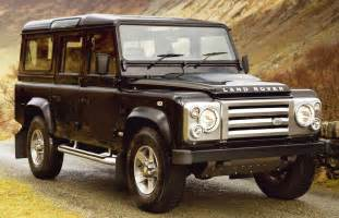 electric land rover defender to the jungle