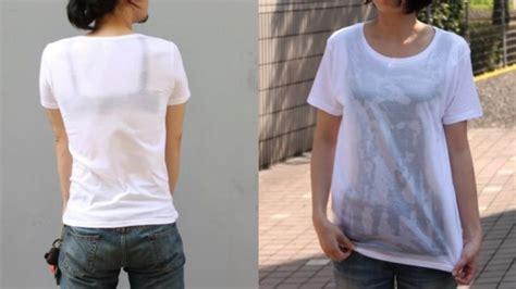 Kaos Iphone White Kaos Tshirt Animode Original 濡れ透け ブラ透け 涼しげなtシャツが日本に登場 中国網 日本語