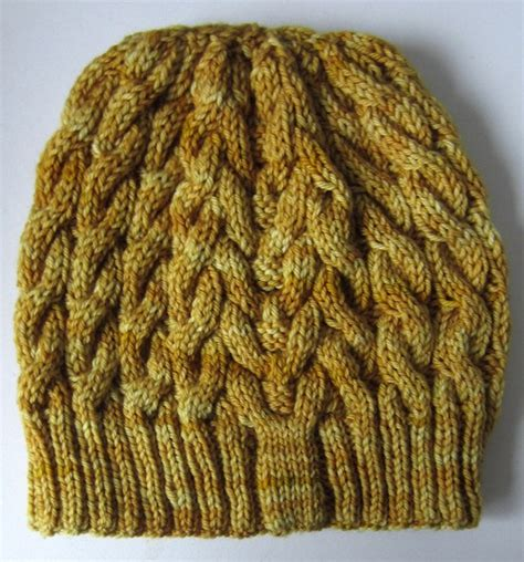 cable knit beanie pattern knitting pattern juxtapose a cabled beanie underground