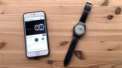 android wear iphone how to use android wear with iphone how to pc advisor