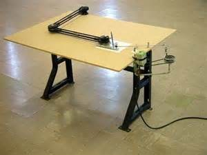 Drafting Table Definition Kinetic Drawing Machine Drafting Table Sewing Machine Motor And Mechanical Pencil June 2003