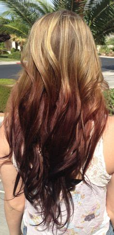 reverse ombrepics 1000 images about hair color ideas o on pinterest