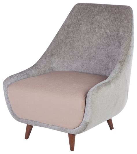 Gray Chaise Lounge Chair Shop Houzz Brand Callie Lounge Chair Gray Indoor Chaise Lounge Chairs