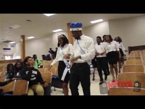 Katun Mr Miss Blue mckinley high school mr and miss blue and white pageant part 1