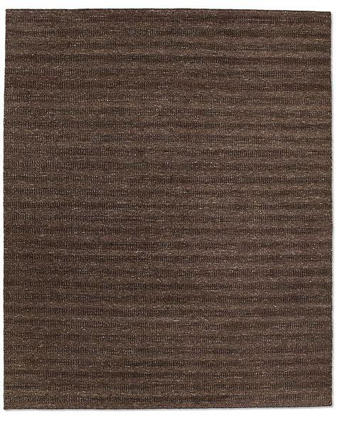 wool striped rugs textured stripe wool rug chocolate