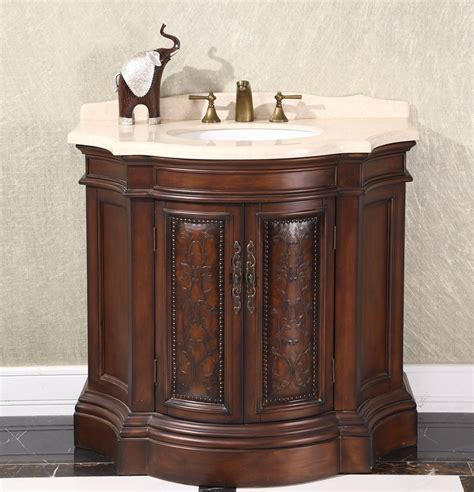 Antique Vanity by Your Bathroom With An Antique Vanity Bathroom Vanity Styles