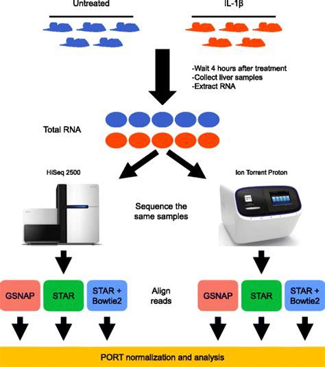 rna seq illumina a comparison of illumina and ion torrent sequencing