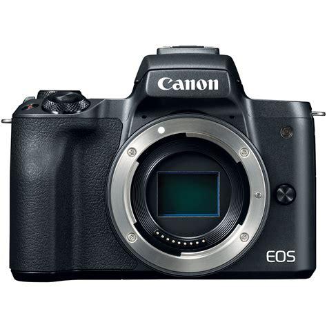 camara nikon o canon canon m50 eos mirrorless digital camera m50 camera black