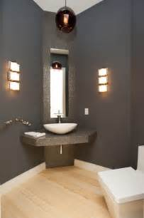 Contemporary Powder Room Ideas 10 Gray Rooms Inspiration Part 2 Pursuit Of Functional Home