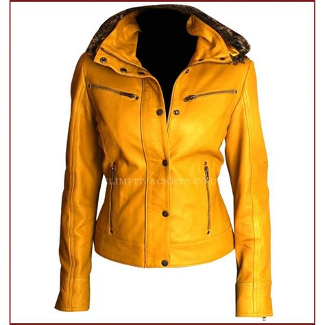 yellow motorcycle jacket yellow motorcycle leather jacket