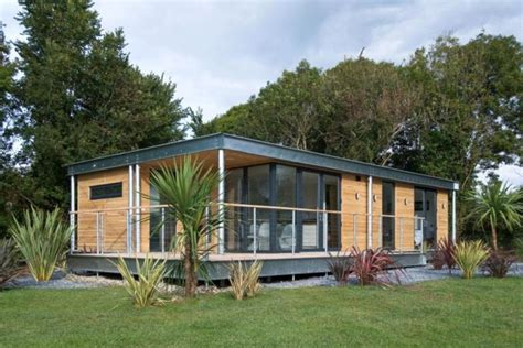 contemporary mobile homes contemporary mobile homes with small garden