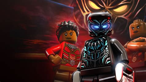 film marvel lego travel to wakanda with black panther in new dlc for lego