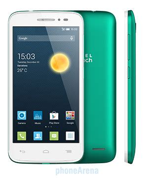 Hp Alcatel One Touch Pop 5 alcatel onetouch pop 2 4 5 specs