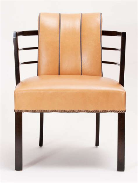 gilbert rohde chair and ottoman for sale at 1stdibs