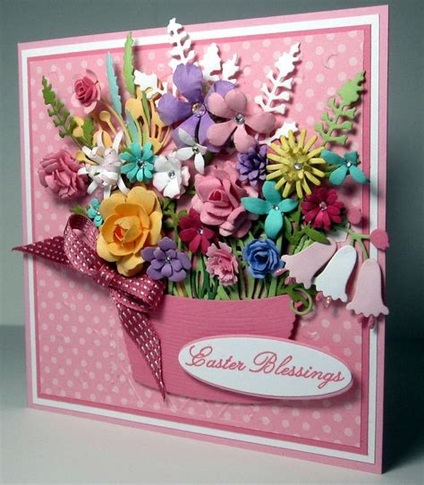 Handmade Flower Cards - 125 best images about cards flowers on flower