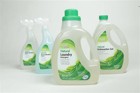 Eco Friendly Cleaning Products | walmart s great value naturals finally affordable