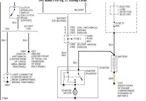 Diagrams Honda Civic Radio Wiring Diagram Pictures