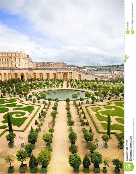 Garten Versailles by Versailles Garten Frankreich Lizenzfreies Stockbild Bild 9640776