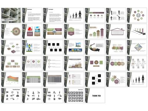 urban architecture powerpoint templates urban