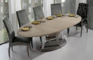 Modern Dining Table Designs Gorgeous Oval Table Right For Stunning Modern Dining Table With Simple Black Chair And Sweet