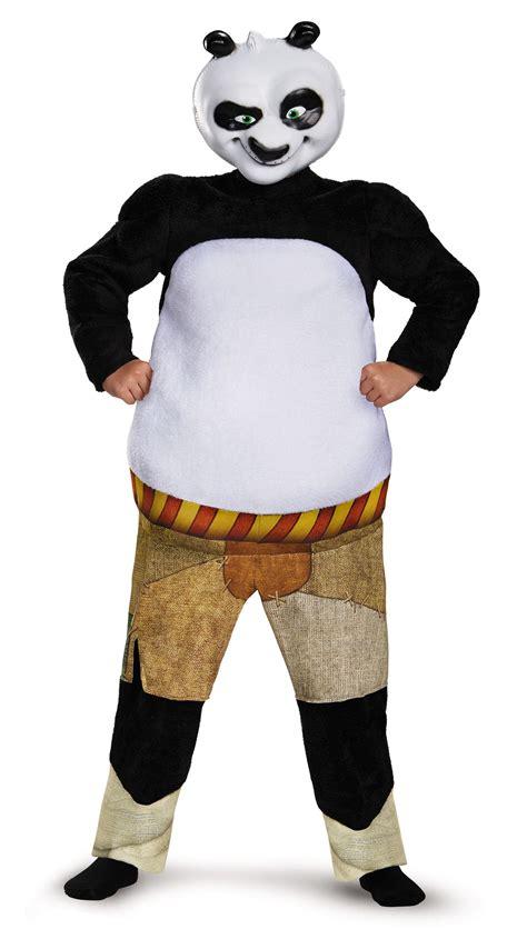 Boy Kungfu Panda panda po kung fu deluxe boys costume 35 99 the costume land