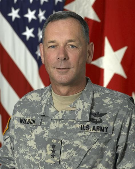 Wilson Army lt robert wilson quote article the united states army