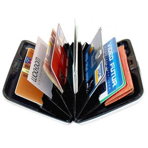 Wallet Gift Card - aluma wallet purse credit card atm money holder