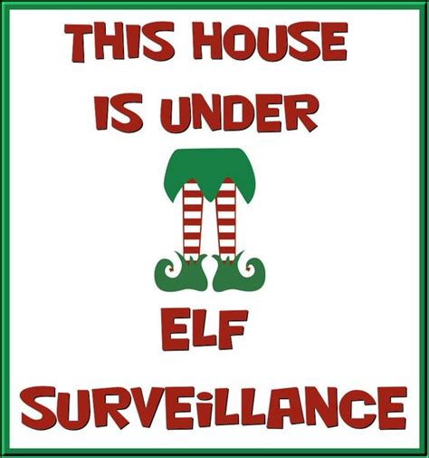On The Shelf Surveillance by This House Is Surveillance Elves And House