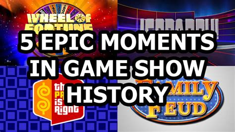epic film moments 5 epic moments in game show history 171 twistedsifter