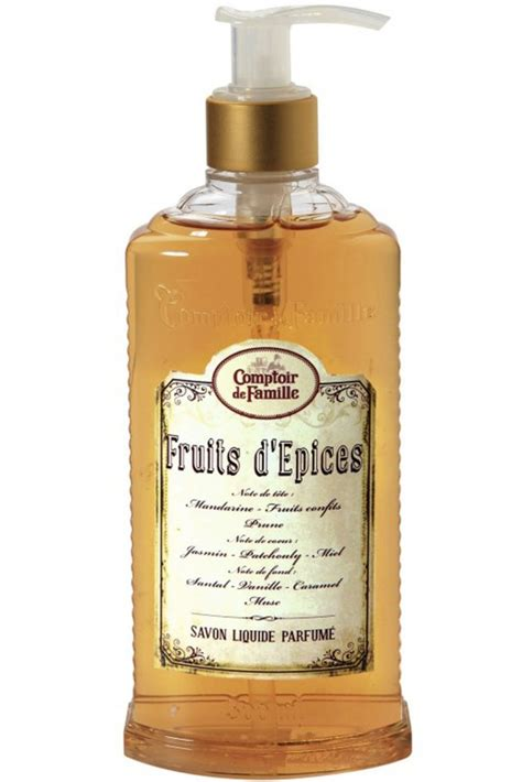 comptoir de famille fruits d epices liquid soap sue