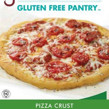 Pantry Pizza by Glutino Gluten Free Pantry Pizza Crust From