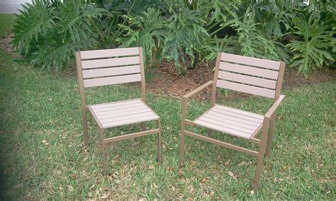 Handmade Patio Furniture Custom Patio Furniture Custom Eco Wood Chairs