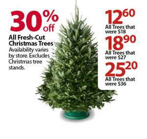 all fresh cut christmas trees 30 off blackfriday fm