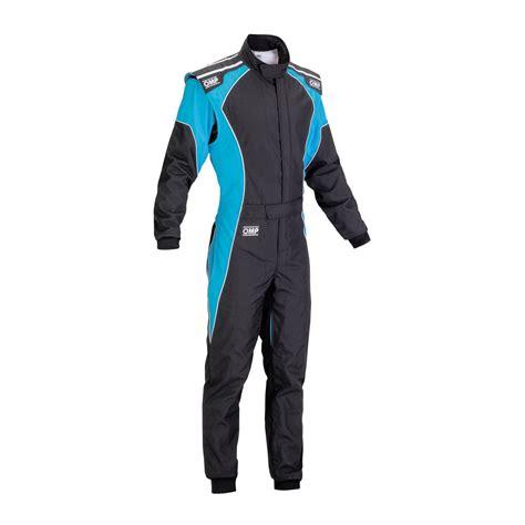 Terbaru Jh Ting Ting Bag omp kart suit ks 3 black fluro cyan 42 ks 3 international karting distributors