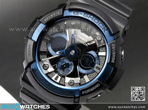 Jam Tangan Casio G Shock Ga 200cb 1a G Shock Edifice Zone G Shock Mtg buy casio g shock matte black with blue limited sport ga 200cb 1a ga200cb buy watches