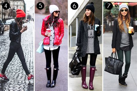 7 Fashionable Trends For Winter the winter fashion trends from to toe more