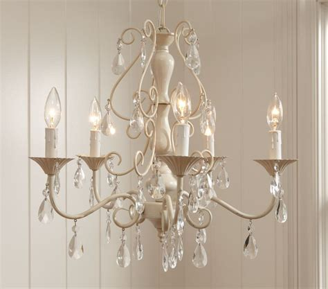 The Beadle Family Madeline S Nursery Chandelier In Nursery
