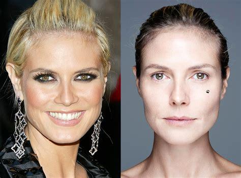 Heidi Klum Needs Some Makeup by Heidi Klum From Without Makeup E News