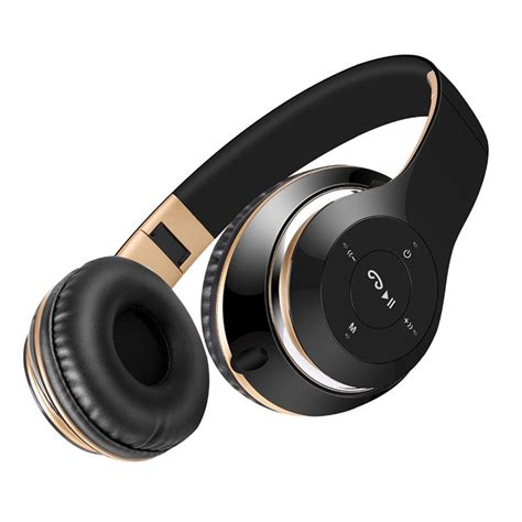 best bluetooth headset stereo bluetooth stereo headsets with support tf card fm radio