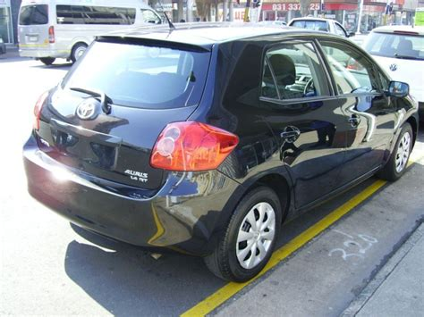 Toyota Route 4 Used Toyota Auris 2008 Toyota Auris 1 4 Rt For Sale In