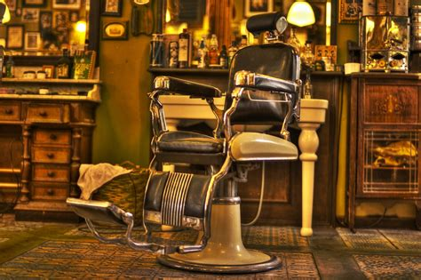 Chair Shop Free Photo Barber Chair Salon Hairdresser Free Image